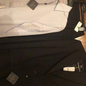 Gorgeous 3-piece suit.  New w tags!